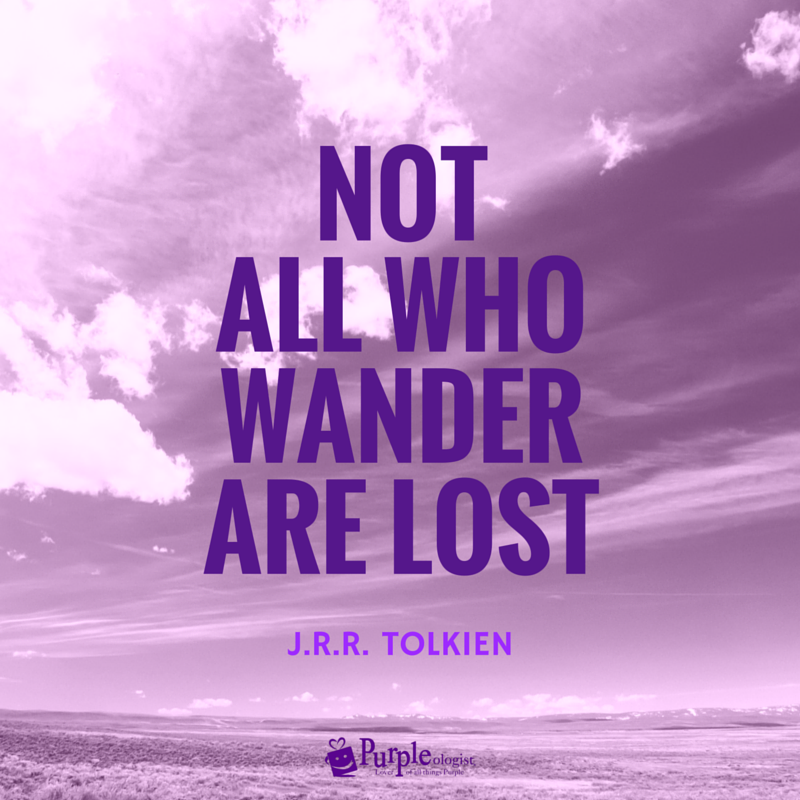 60 Purple Quotes To Make You Smile Purpleologist Gorgeous Purple Quotes