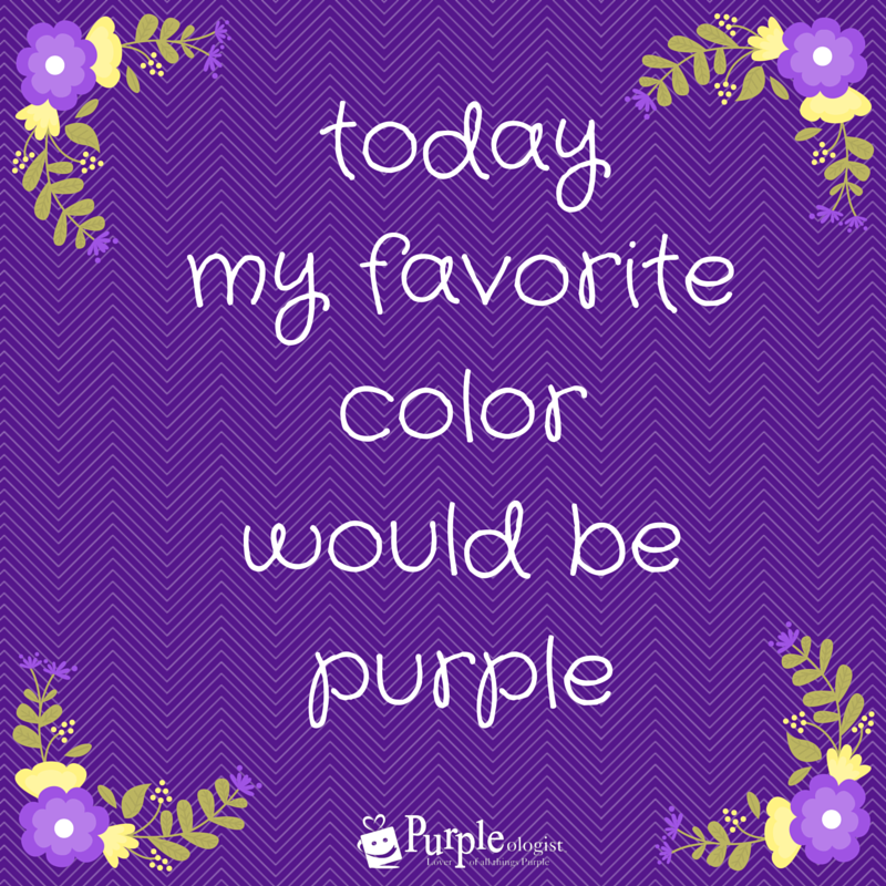 9 Purple Quotes To Make You Smile Purpleologist